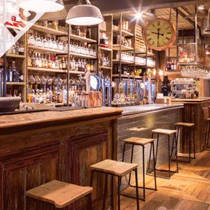Muzyka w barze, pubie, lokalu