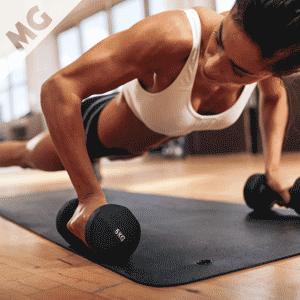 Muzyka w klubie fitness, siłowni, centrum aktywności